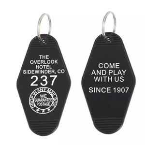 The Overlook Hotel The Shining Key Chain